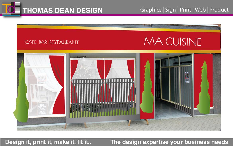Ma Cuisine Restaurant Design