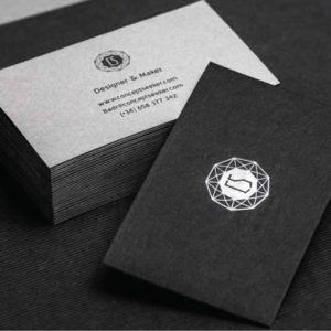 website design cards