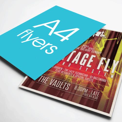 A4-Flyer