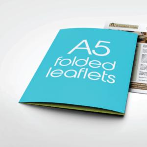 A5-Folded-Leaflets