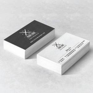 logo design card