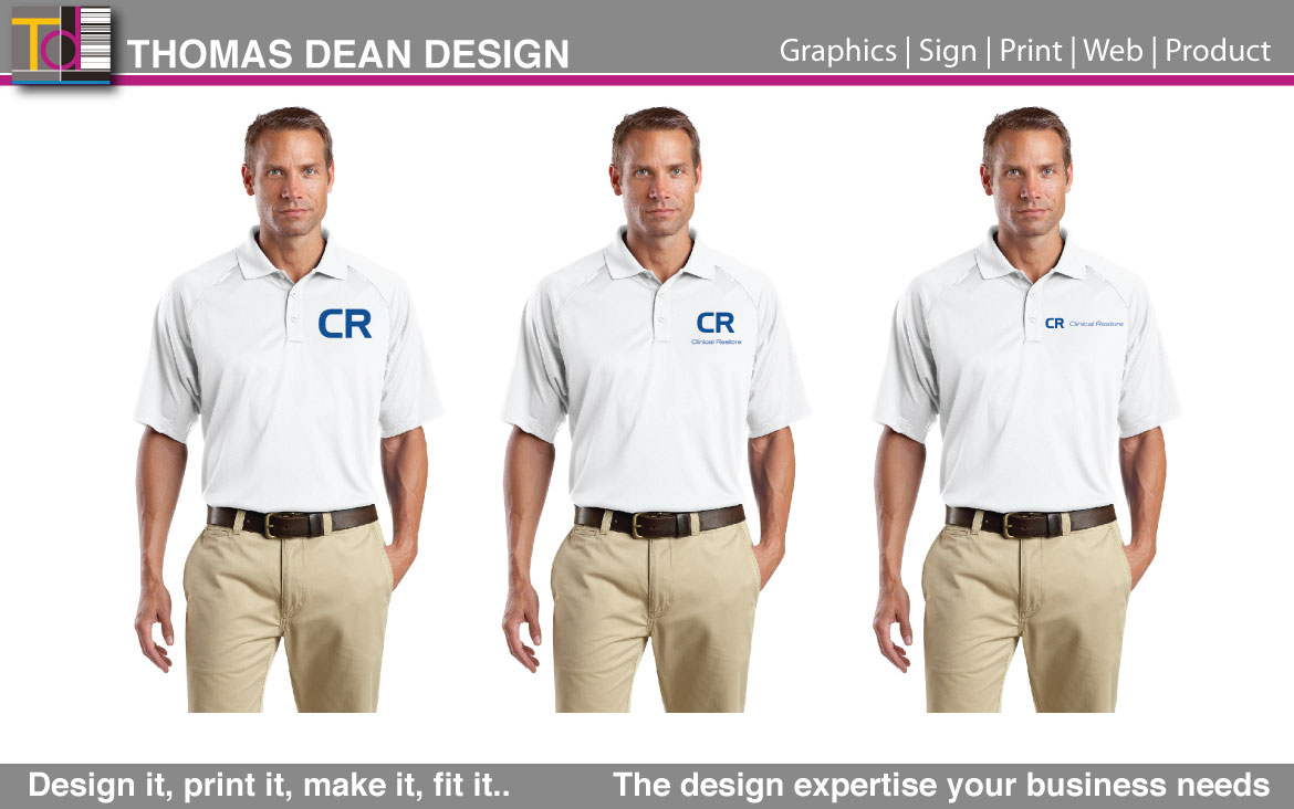 Clinical Restore Polo Shirts