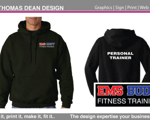 EMS Body Fitness Hoodies