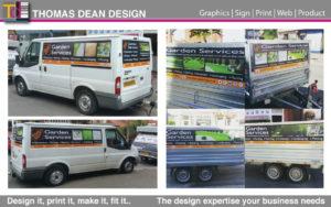 Garden-services-van