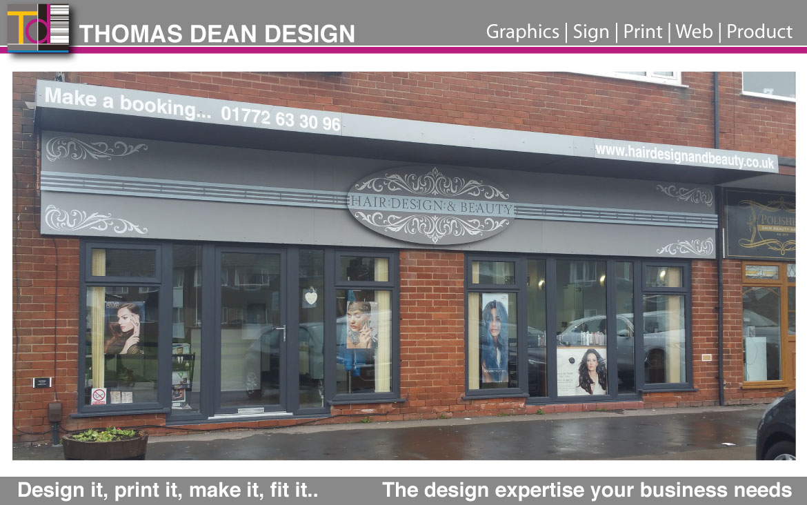 Hair Design & Beauty Preston