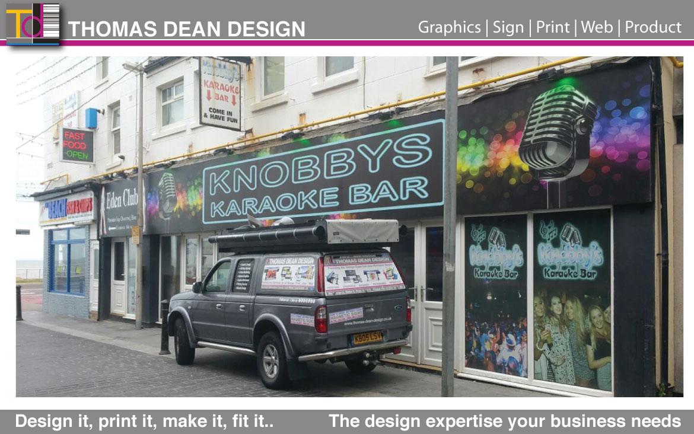 Knobbys Karaoke Bar – Blackpool