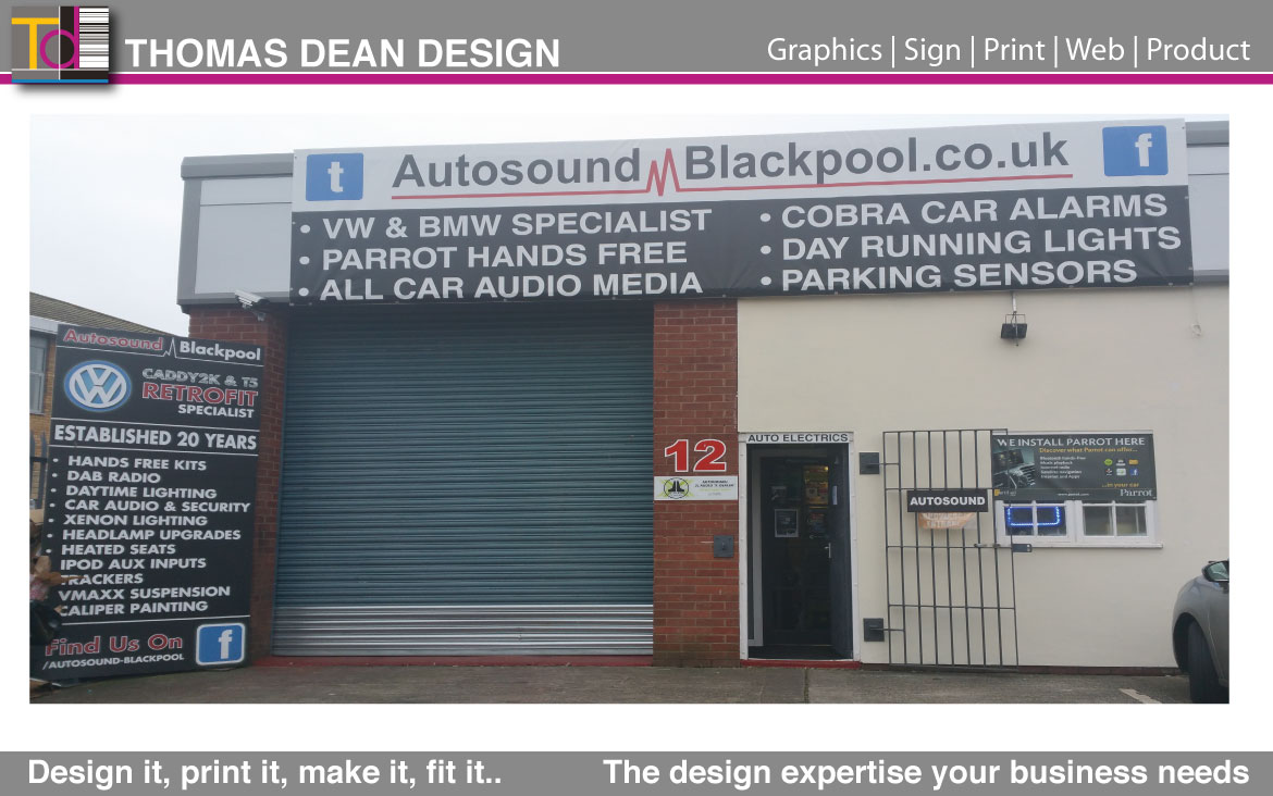 Autosound Car Customs – Blackpool