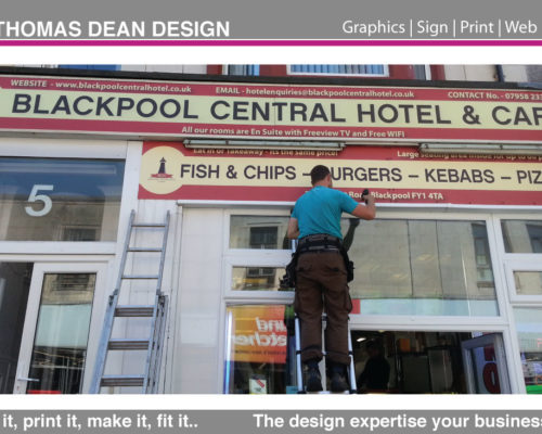 Central Cafe & Hotel – Blackpool