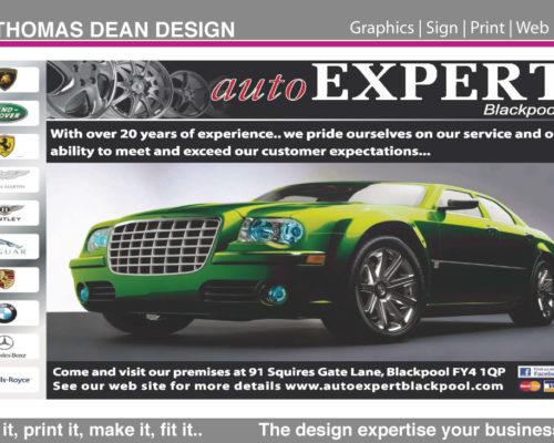 Auto Expert- Blackpool