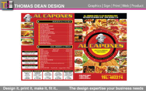 Capone Pizza