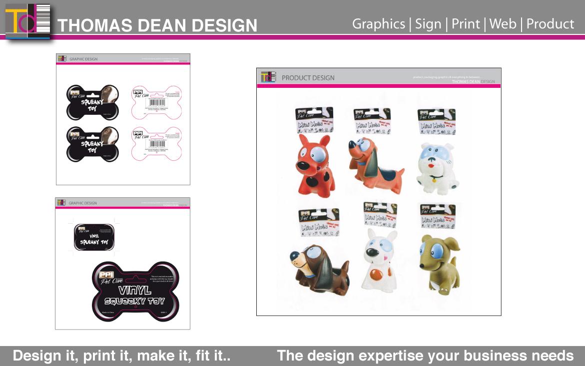 PPI Pet Products – Mini Muts