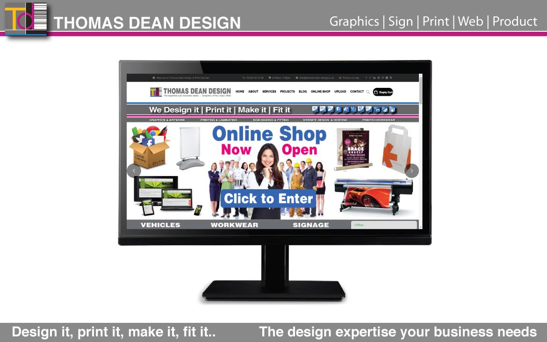 Thomas Dean – Website
