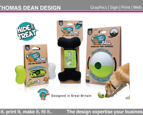 Hide & Treat Pet Toys