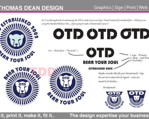 Bear Your Soul Logo