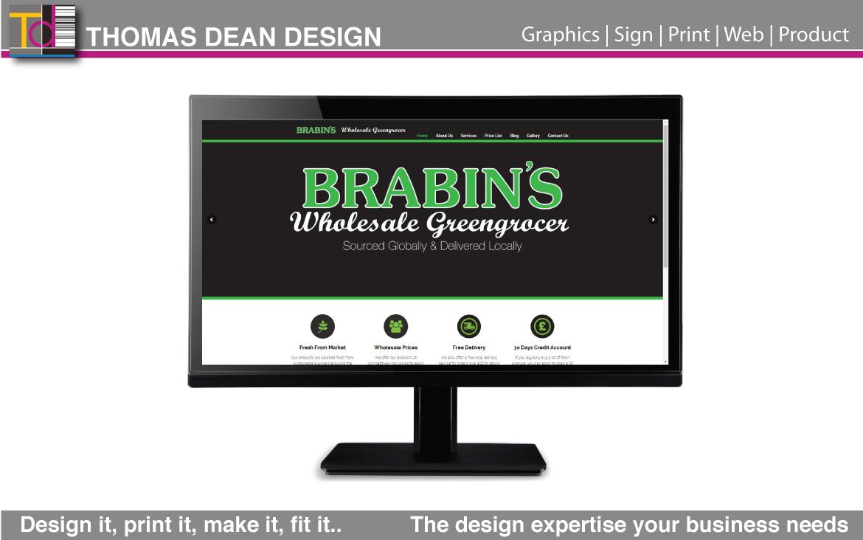 Brabins – Website