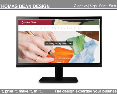 Crescent Glass – Website