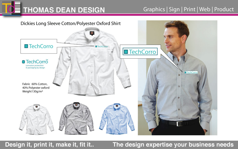 Tech Corro Printed Shirts