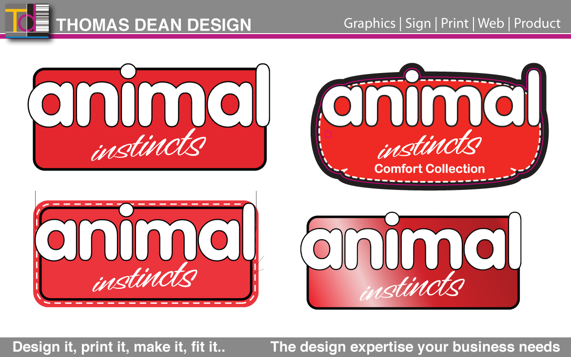 Animal Instincts Brand Logos