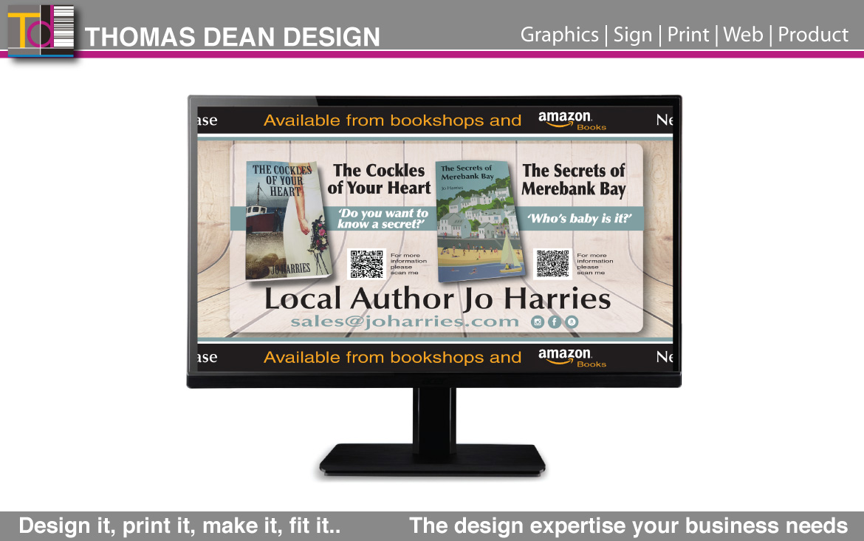 Jo Harries – Website