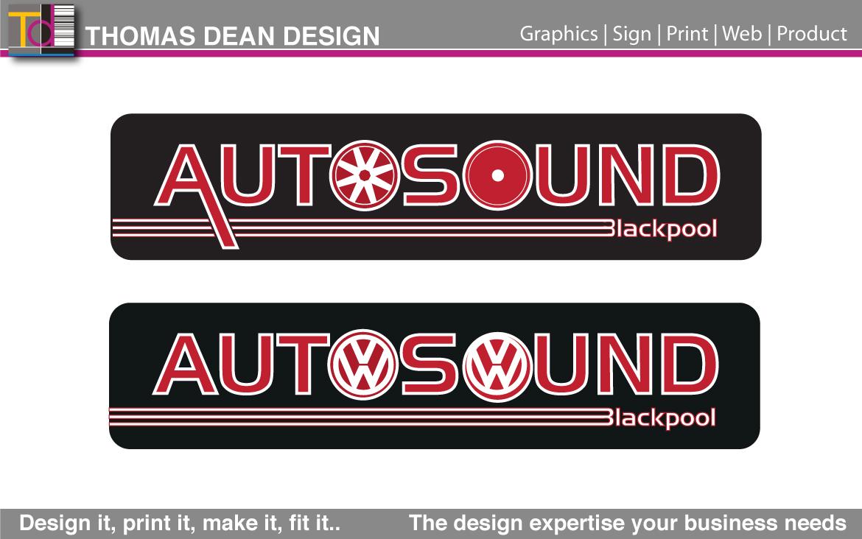 Auto Sound Logo