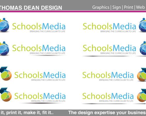Schools Media Logo